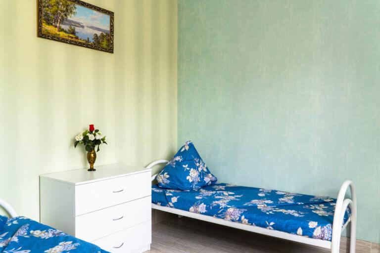 Двухместный уютный номер в доме престарелых Молоково, Ленинский округ