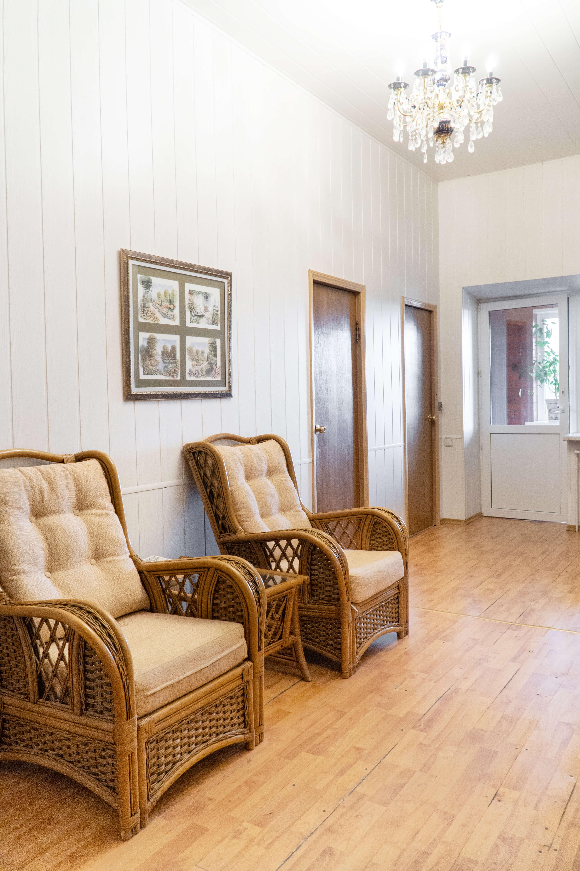 Комната отдыха в частном доме престарелых в Троицке