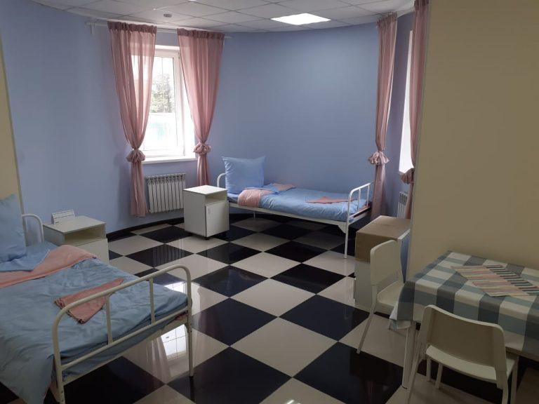 Двухместный номер в доме престарелых Красногорск